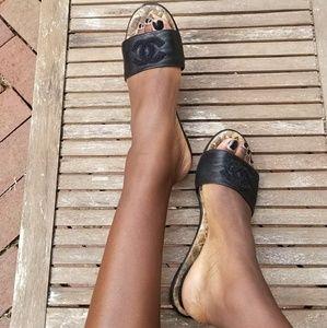 [CHANEL] Sandals